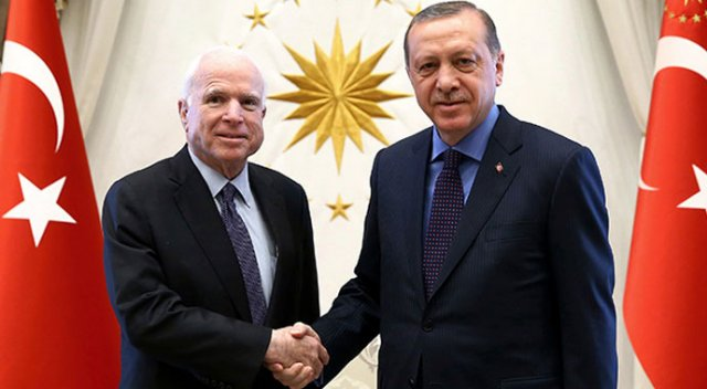 Erdoğan ile görüşme sonrası ABD'den açıklama