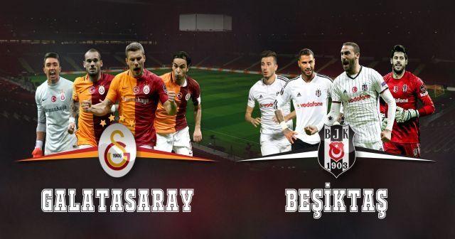 Galatasaray Beşiktaş özeti full izle | GS BJK maçı golü izle | Galatasaray'lı Tudor derbide yenildi