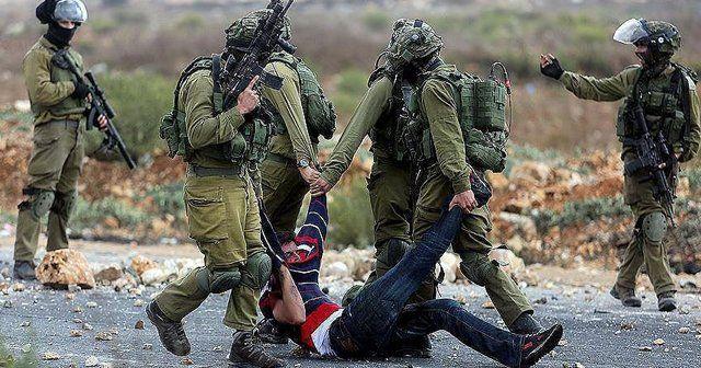 İsrail polisi 7 Filistinliyi gözaltına aldı
