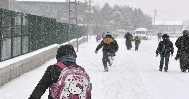 İstanbul'da bugün okullar tatil mi? İstanbul için hava durumu | 13.02.2017