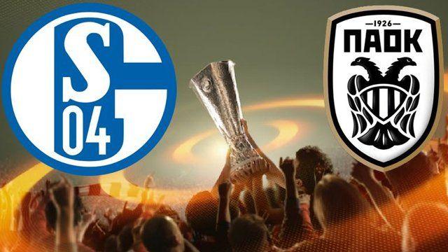 Schalke 04 PAOK maçı canlı izle   Schalke PAOK maçı saat kaçta, hangi kanalda?