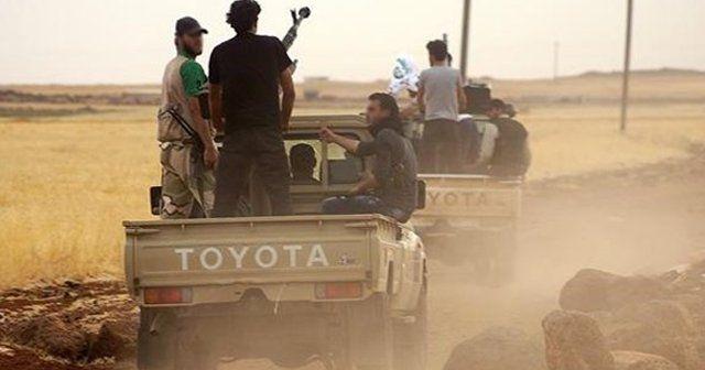 Suriyeli muhalifler Dera'da Esad rejimini geri püskürttü