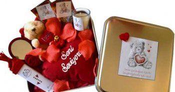14 Şubat Sevgililer Günü Hediye Fikirleri Önerileri Sevgiliye Alınacak Hediyeler | 14 Şubat Resimli Aşk Sözleri Şiirleri