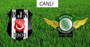 Beşiktaş Akhisar Belediyespor maçı full özeti ve golleri İZLE beIN | BJK Akhisar BLD maçı skoru