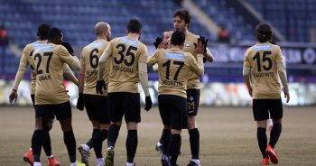 Osmanlıspor'un UEFA Avrupa Ligi kadrosu belli oldu