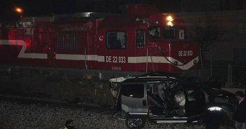 Tren kazasında ölü sayısı arttı