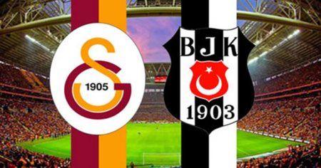 Galatasaray Beşiktaş derbi Maçı Saat Kaçta, Hangi Kanalda? | GS-BEŞİKTAŞ MAÇI İLK 11'LER