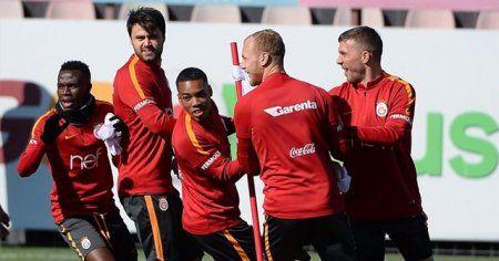 Galatasaray derbiye bileniyor