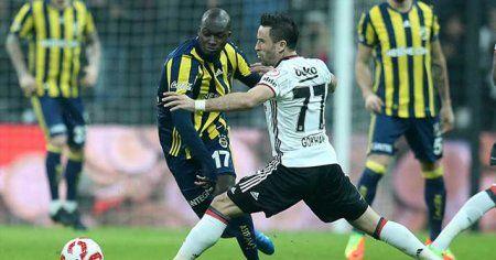 Gergin derbide Fenerbahçe kazandı