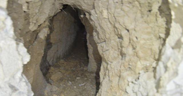 IKBY'de PKK'nın 8 tüneli ortaya çıkarıldı