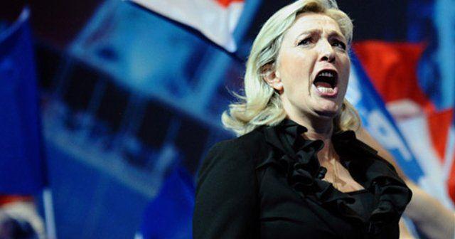 Irkçı lider Le Pen'den korkunç vaad