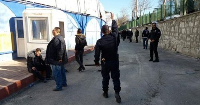 Kütahyaspor-Altayspor maçı sonrası olay çıktı: 3 taraftar yaralandı