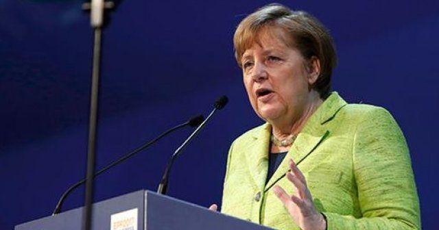 Merkel: Türkiye sığınmacılar için çok şey yaptı