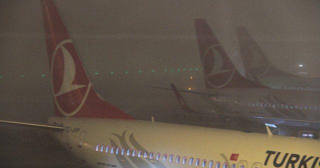 THY, Sabiha Gökçen Havalimanı'nda tüm uçuşları durdurdu | THY iptal olan seferler