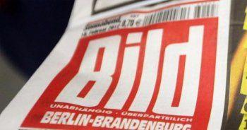 Alman gazetesinden skandal Erdoğan manşeti
