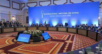 Astana'daki kritik zirvede ilk karar