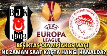 Beşiktaş Olympiakos maçı özeti ve golleri BURADA   BJK maçı kaç kaç bitti   16.03.2017