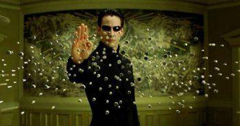 Efsane film Matrix geri dönüyor