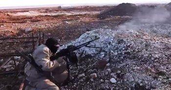 El Bab'da terörist kendi ölümünü çekti, Türk askerine ateş açıyordu