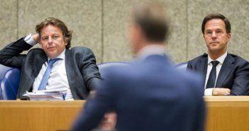 Erdoğan'ın sözlerine Hollanda'dan cevap geldi