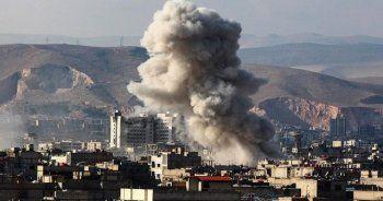 Esed güçleri İdlib'e vakum bombasıyla saldırdı 11 kişi öldü