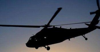 İrlanda'da helikopter kayboldu