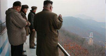 Kuzey Kore tehdit ederek fırlattı
