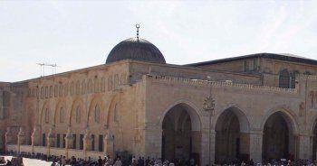 Mescid-i Aksa tehlikede İsrail ele geçirmeye çalışıyor