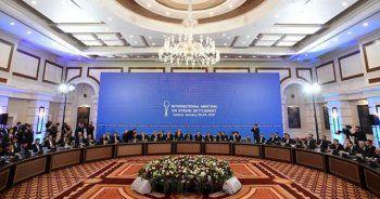 Muhaliflerden yeni Astana kararı