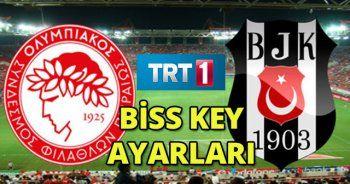 Olympiakos ve Beşiktaş maçı GENİŞ özeti ve golleri kaç kaç bitti