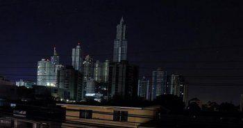 Panama'da elektrik kesintisi 1,5 milyon kişiyi karanlığa gömdü