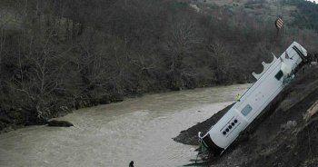 Panama'da işçileri taşıyan otobüs nehre düştü: 18 ölü, 37 yaralı