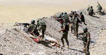 Peşmerge, PKK'ya karşı konuşlandırıldı