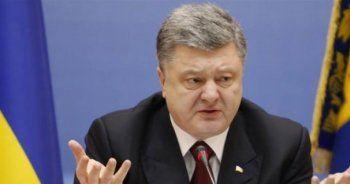 Poroşenko: Ateşkesin ihlalinden Rusya sorumlu