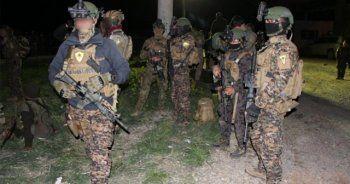 Rakka yakınlarına havadan indirilen ABD askerleri ve YPG'lilerin fotoğrafları yayınlandı