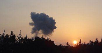 Rus jetleri PYD'yi vurdu
