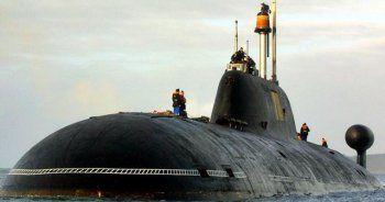 Rusya'nın yeni nükleer denizaltısı suya indirildi