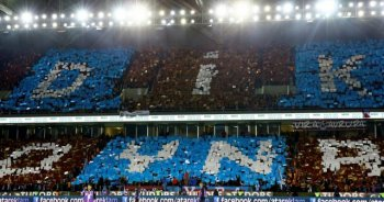 Trabzon'da seyirci rekoru kırıldı
