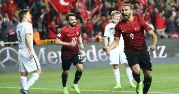 Türkiye 2-Finlandiya 0 maç sonucu