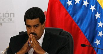 Venezuela Devlet Başkanı Nicolas Maduro'dan Trump'a destek