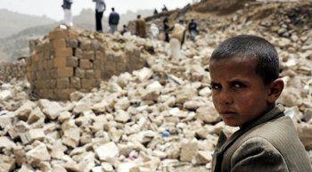Yemen'de 2 yılda bin 500 çocuk öldü