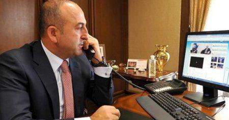 Çavuşoğlu Bulgar mevkidaşı ile telefonda görüştü