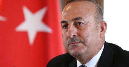 Mevlüt Çavuşoğlu: Türkiye Birleşik Krallık Halkının Acısını Paylaşmaktadır