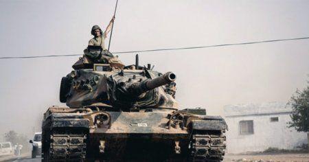 Rakka için 3 bin Türk askeri hazır
