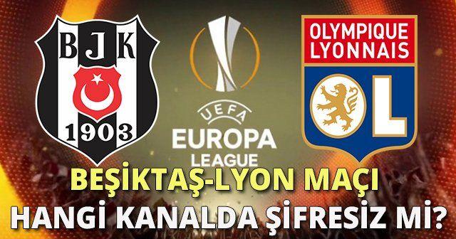 Beşiktaş ve Lyon maçı geniş özeti golleri ve detayları penaltılarla bitti maç
