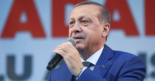 Erdoğan: Türkiye kendi güvenliğini sağlayacak imkanlara sahiptir