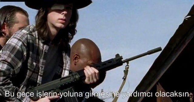 The Walking Dead 7 Sezon 16 Yeni Bölüm Izle