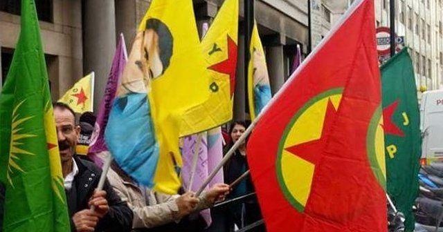 TSK vurdu! PKK'lılar sokaklara döküldü