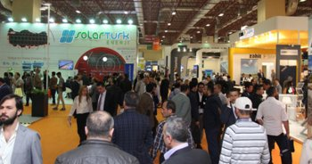 Avrasya'nın en kapsamlı fuarı 10. Solarex İstanbul, kapılarını açıyor