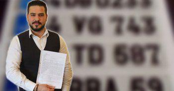 Avukat APP plaka ve film cam cezasını iptal ettirdi